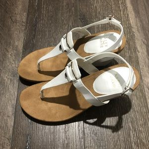 NWOB! Alex Marie Wedge Sandals